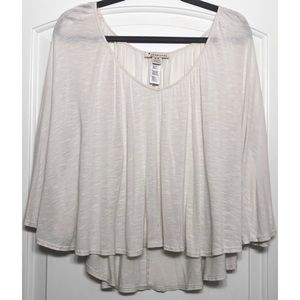 Forever 21 | Flowy Cream Top